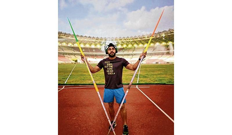 Javelin thrower Kang flunks dope test, stares at 4-year ban