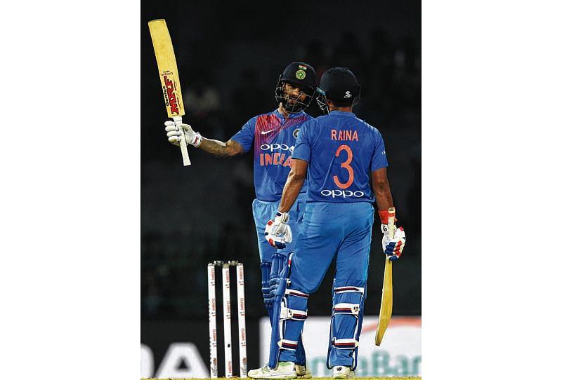 India tames Bangladesh