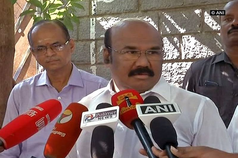 TTV Dhinakaran was a 'shani' over our party which has now gone: AIADMK MLA