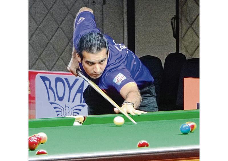 Himanshu, Faisal to clash in Matunga Gym snooker final