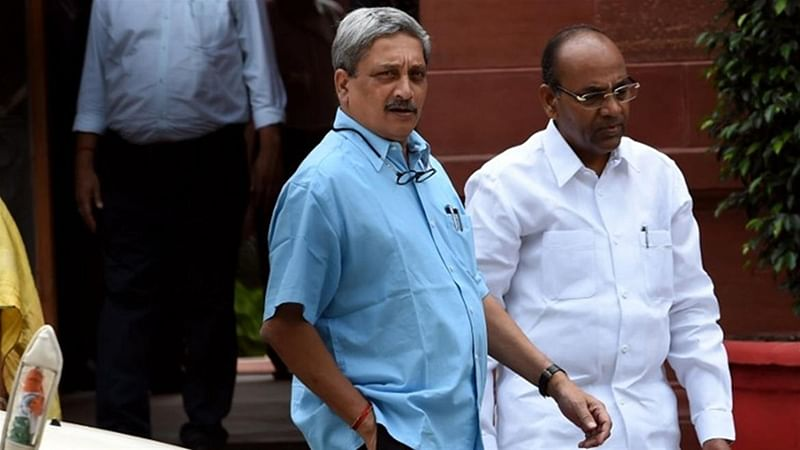 Man arrested for spreading fake news on Goa CM Manohar Parrikar's health condition