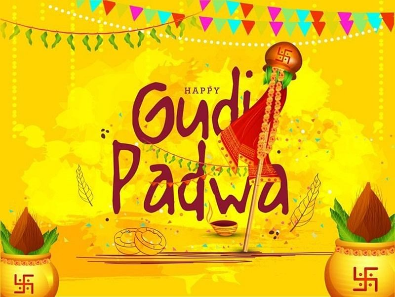 Gudi Padwa 2018: Wishes, messages in English to share on WhatsApp, Facebook, and SMS