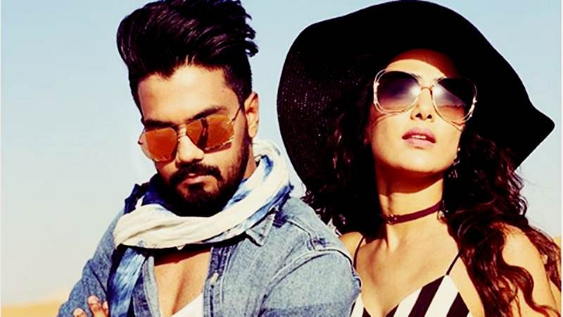 Hina Khan is with boyfriend Rocky in Dubai; check out the stunning pictures