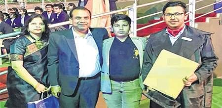 Indore: Human Dynamo: 17-yr-old who challenges self to do better than yesterday