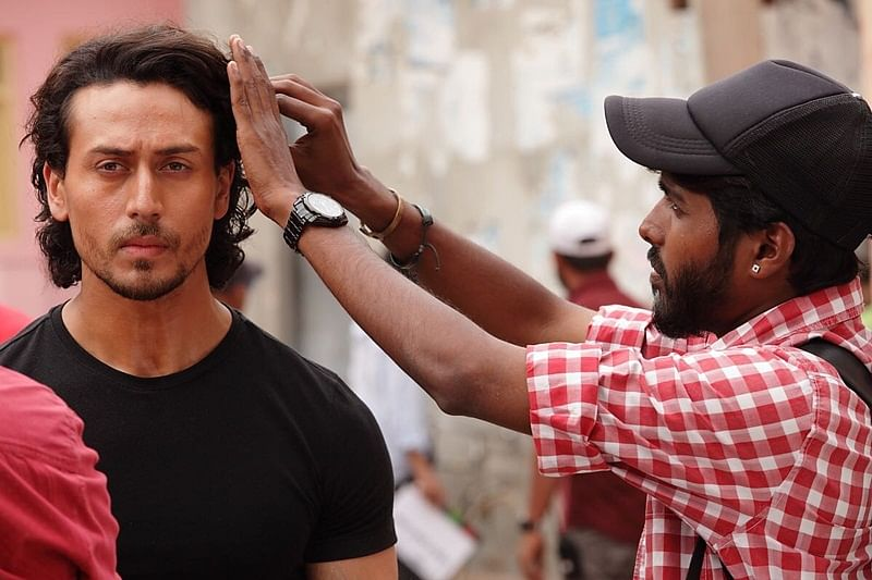 Meet Amit Yashwant, The Man Behind Tiger Shroff's 'Baaghi 2' Hairstyle