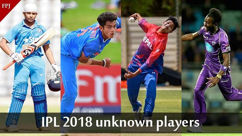 IPL 2018: Top 10 'unknown' players to watch out for