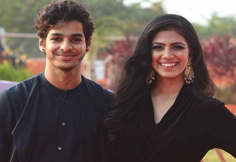 Beyond The Clouds makers say, 'Ishaan, Malavika will take film industry by storm'