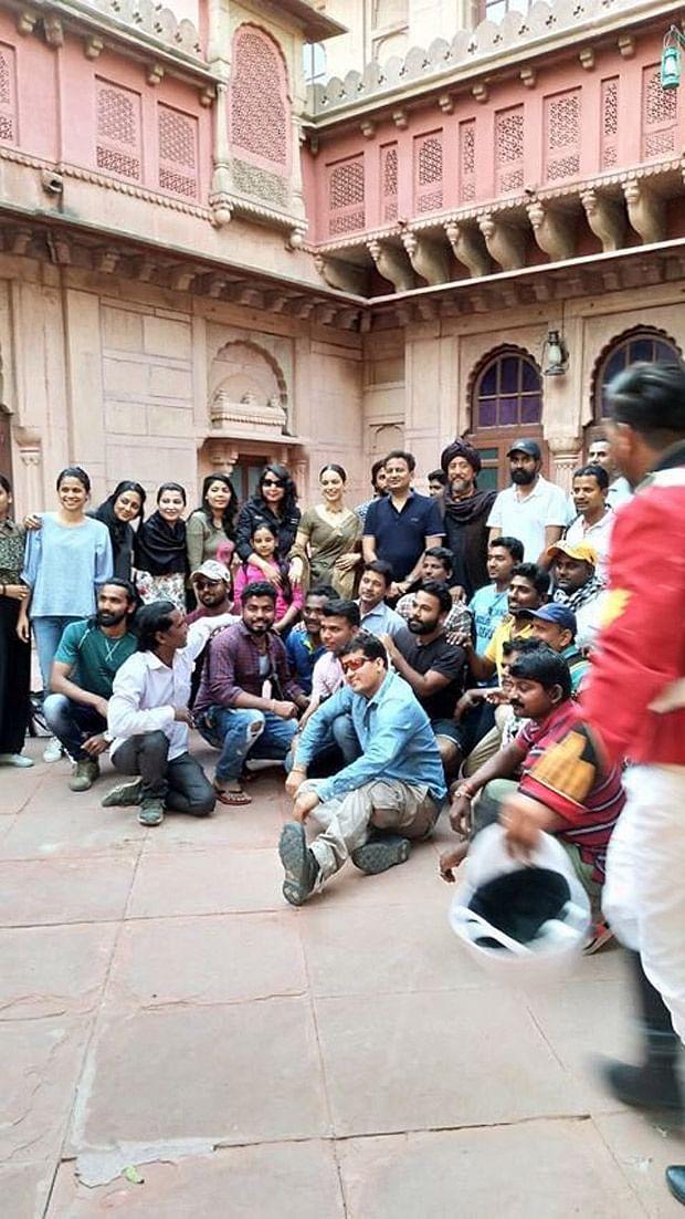 It's a wrap! Kangana Ranaut completes shooting of Manikarnika- The Queen of Jhansi