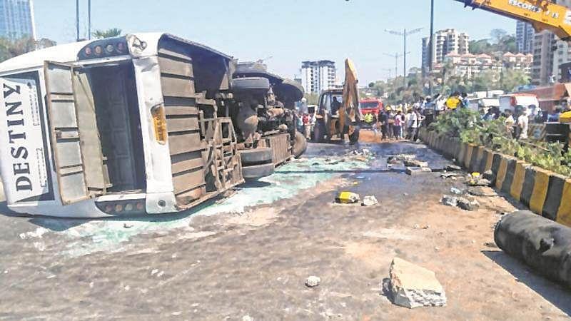 Mumbai: Powai tribals still affected from Jogeshwari-Vikhroli Link Road construction