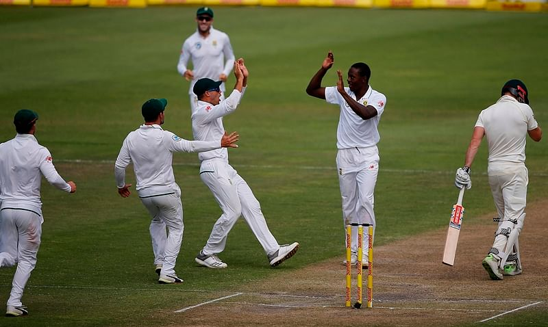 South Africa vs Australia 2nd Test Day 4: Kagiso Rabada leads Proteas to series-levelling win