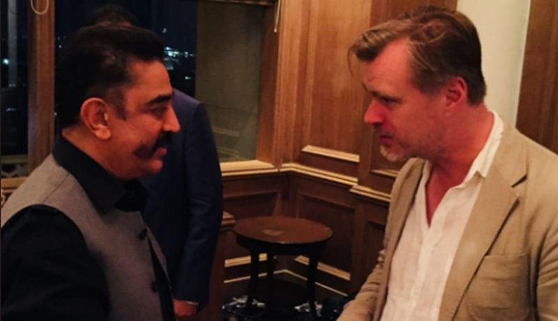 OMG! Kamal Haasan apologised to Hollywood filmmaker Christopher Nolan; Find out why