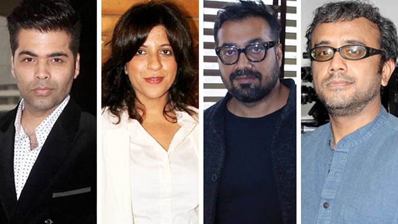 After 'Lust Stories', Karan Johar, Zoya Akhtar, Dibakar Banerjee, and Anurag Kashyap team up for 'Ghost Stories'