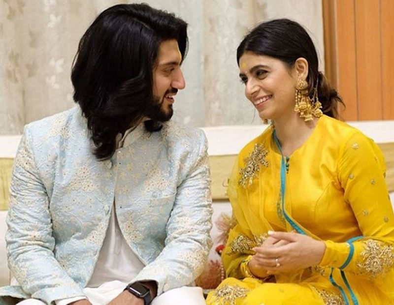 Ishqbaaz's 'OM' Kunal Jaisingh gets engaged to real-life girlfriend Bharati Kumar; check out pics