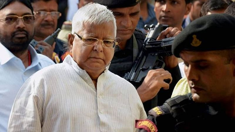 Fodder Scam case: Lalu Yadav surrenders before CBI court after expiry of bail