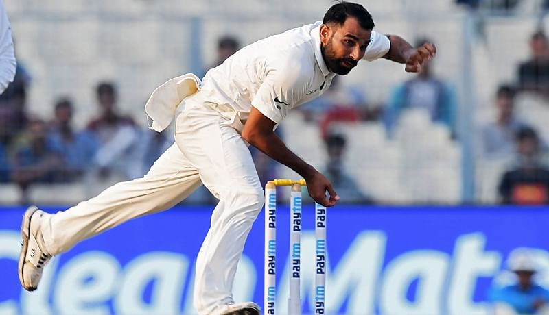 Watching videos of Stuart Broad, James Anderson helped me to bowl well on English soil: Mohammed Shami