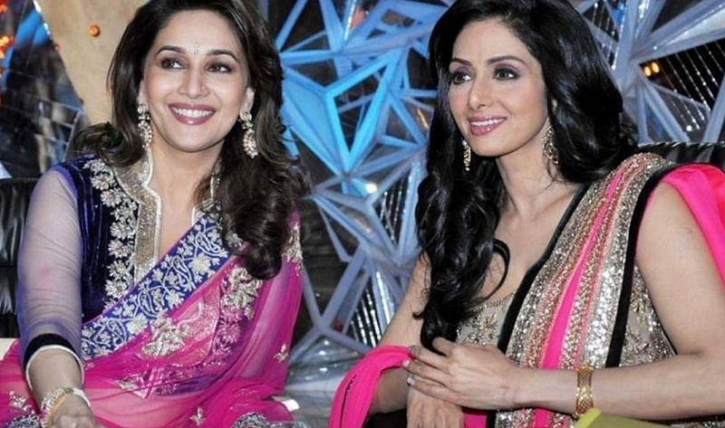 Madhuri Dixit replaces Sridevi in Abhishek Varman's next, Janhvi Kapoor thanks actor