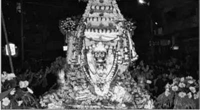Ujjain: Mahakaleshwar's Ger on Rang Panchmi held with traditional fervour