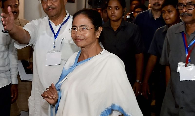 Opposition leaders meet Mamata Banerjee ahead of 'anti-BJP rally'