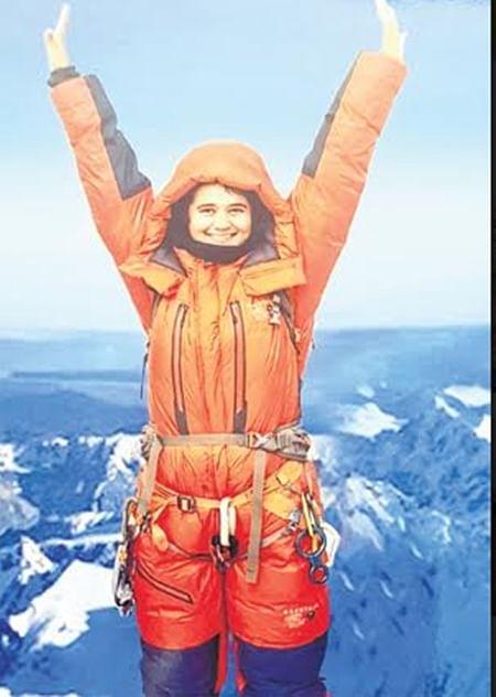 Bhopal: Megha Parmar: MP's first woman to climb Mount Everest
