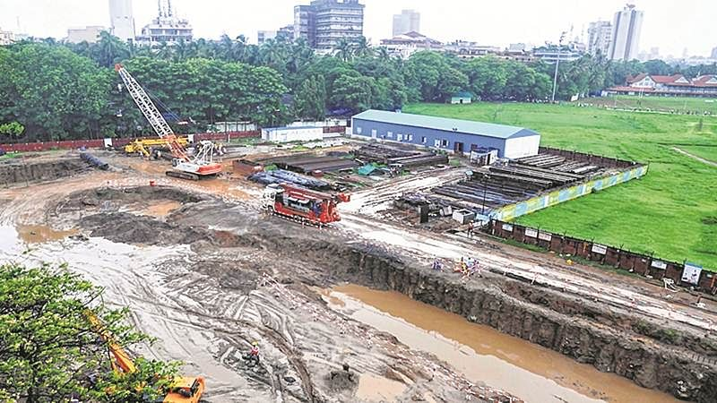 Mumbai: Metro work a nightmare, say SoBo residents