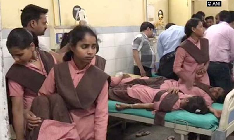 Uttar Pradesh: Over 40 students in Etah hospitalised after consuming mid-day meal