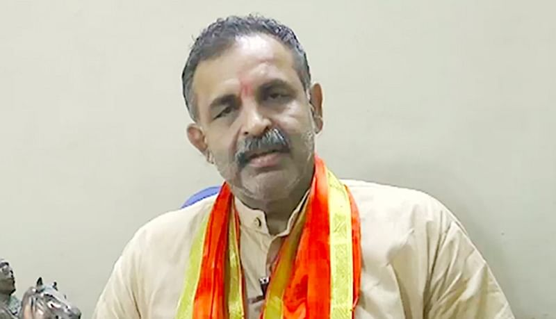 Pune: Hindutva leader Milind Ekbote booked for calling Kondhwa a 'mini Pakistan'
