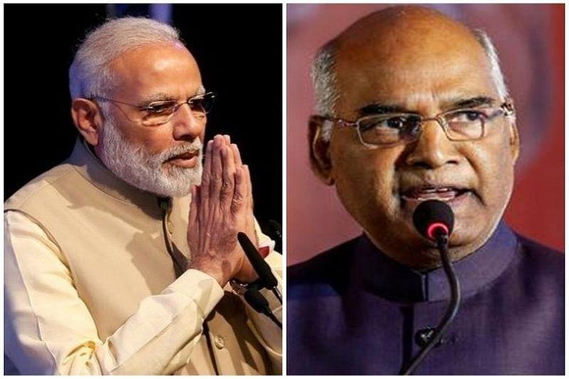 Prez Ram Nath Kovind, VP Venkaiah Naidu, PM Modi pay tributes to Lal Bahadur Shastri on his birth anniversary