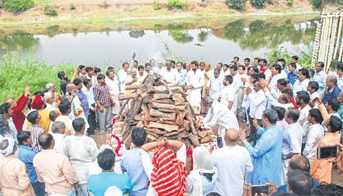 Ujjain: Mouni Baba consigned to flames