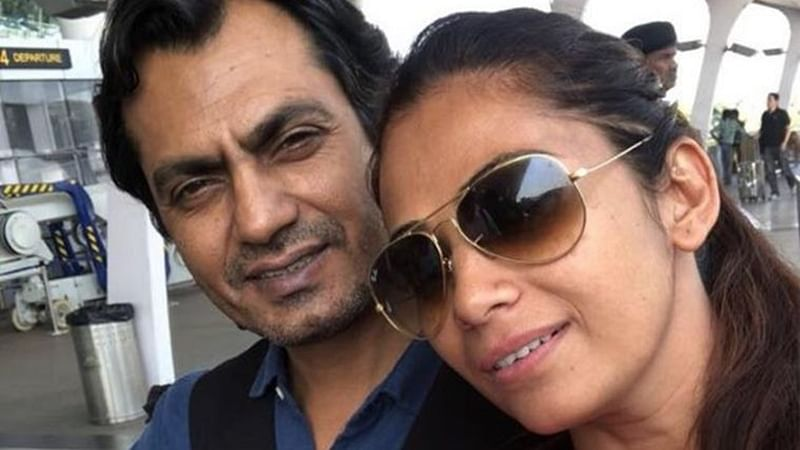 Nawazuddin Siddiqui CDR controversy: Wife defends Nawazuddin; says all allegations are false and baseless