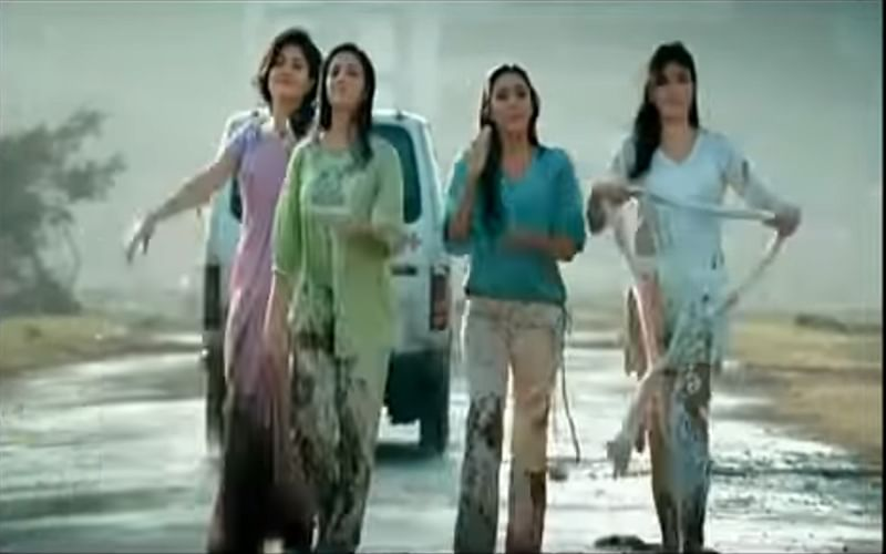 How are Hema, Rekha, Jaya & Sushma?