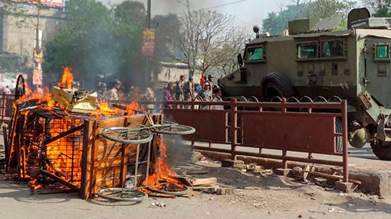 Aurangabad: Additional CRPF personnel's to be deployed post communal clash