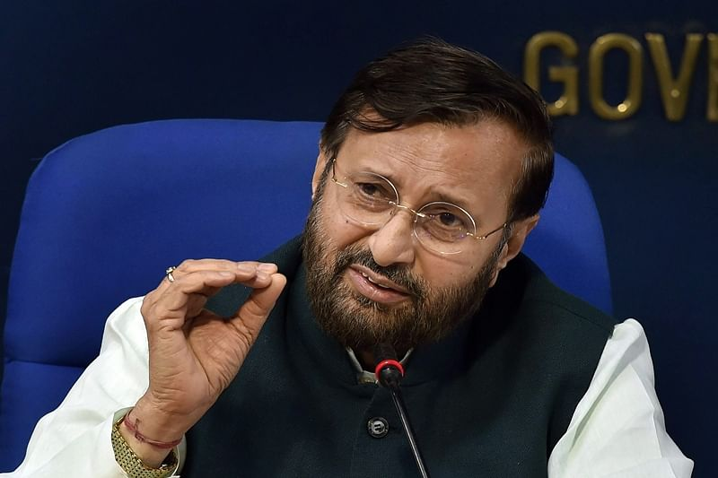 Not Modi's but Mamata's emergency in Bengal: Prakash Javadekar on Mamata Banerjee vs CBI stand-off