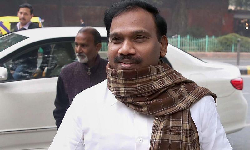 2G Scam: Delhi HC issues notice to all accused including A Raja, Kanimozhi