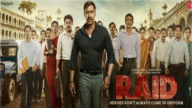 Ajay Devgn's Raid becomes the second highest grosser of 2018