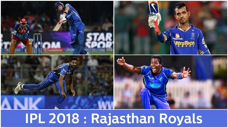 IPL 2018: Can revamped Rajasthan Royals replicate their first season success?