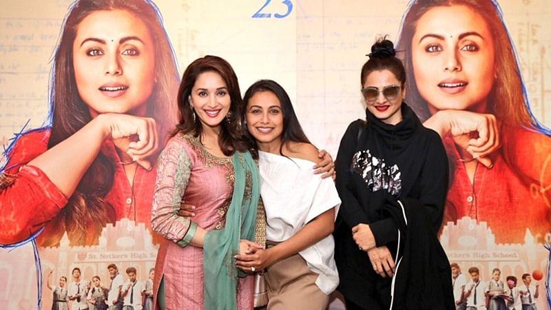 Hichki: Ashutosh Gowariker, Sushmita Sen, Karan Johar and others praise Rani Mukerji's film