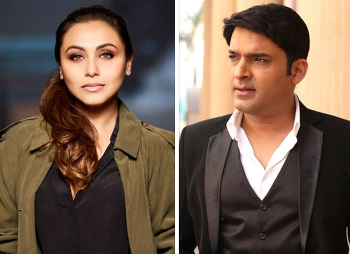 Kapil Sharma cancels shoot with Rani Mukerji this time; here are the details