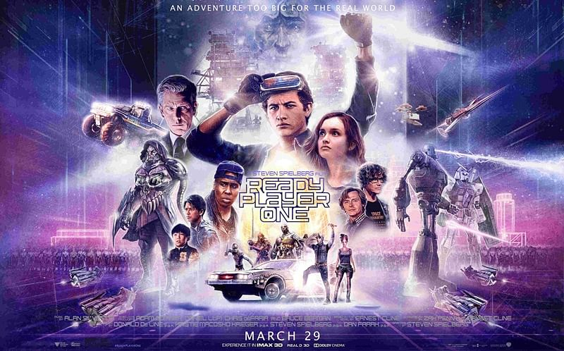 'Ready Player One' Movie Review: A pop-culture eye candy