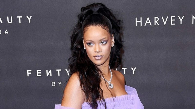 Rihanna doesn't approve of her music being played at US President Donald Trump 's 'tragic rallies'