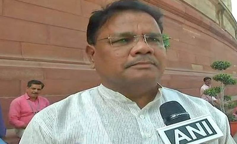Replace 'Sindh with Northeast: Congress MP Ripun Bora demands amendment in National Anthem