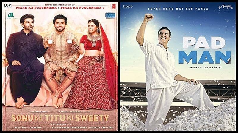 Sonu Ke Titu Ki Sweety beats PadMan; Read how Kartik Aaryan outshone Akshay Kumar