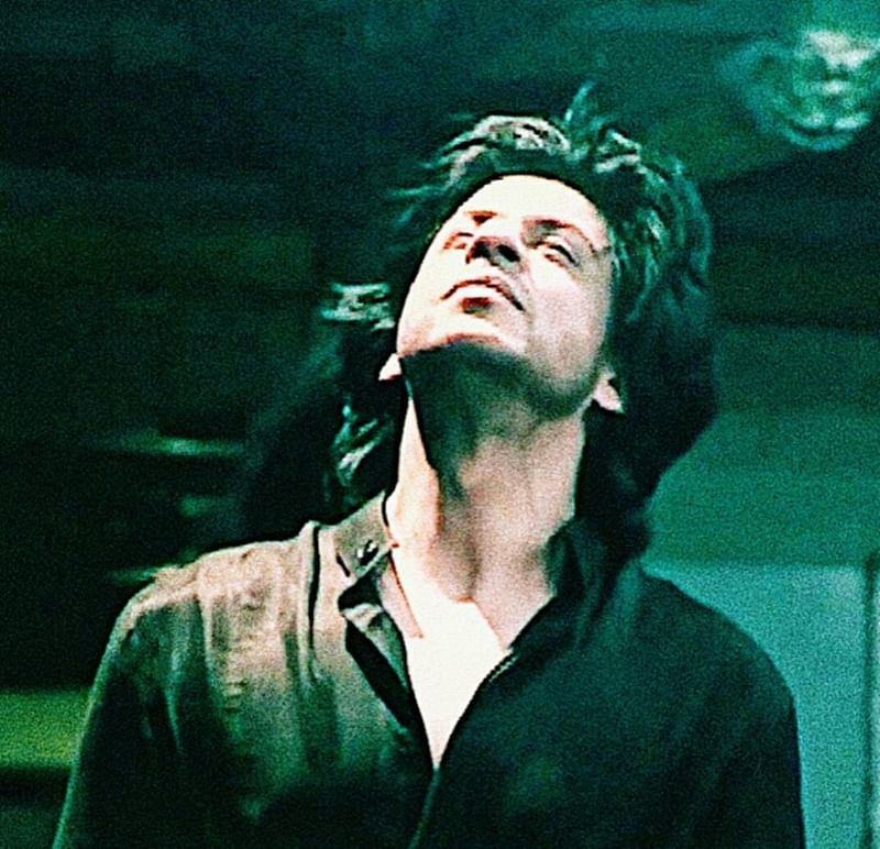 Chris Rock's comedy gives Shah Rukh Khan life musings