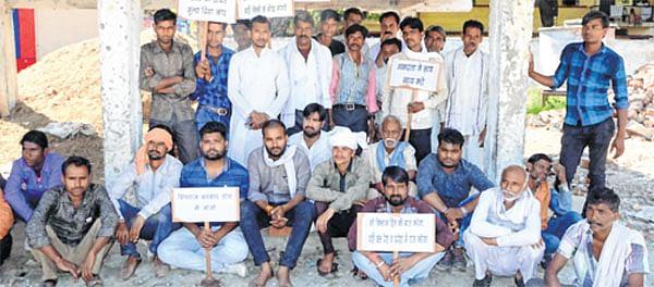 Sagar farmers walk up to Bhopal for full debt waiver