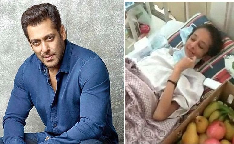 """Pooja Dadwal receives help from Salman Khan says """"Finally, after weeks I will be able to afford a cup of tea"""""""