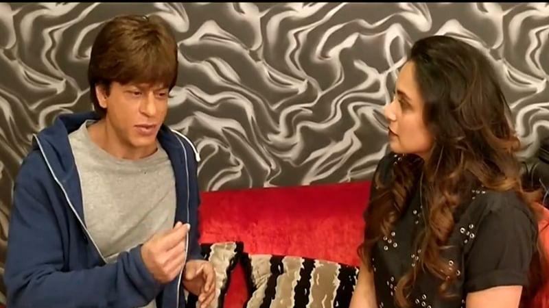 Watch: Shah Rukh Khan shares his traumatic 'Hichki' moment with Rani Mukerji