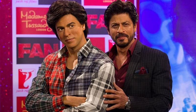 Shah Rukh Khan wax figure to be unveiled at Delhi's Madame Tussauds museum this month