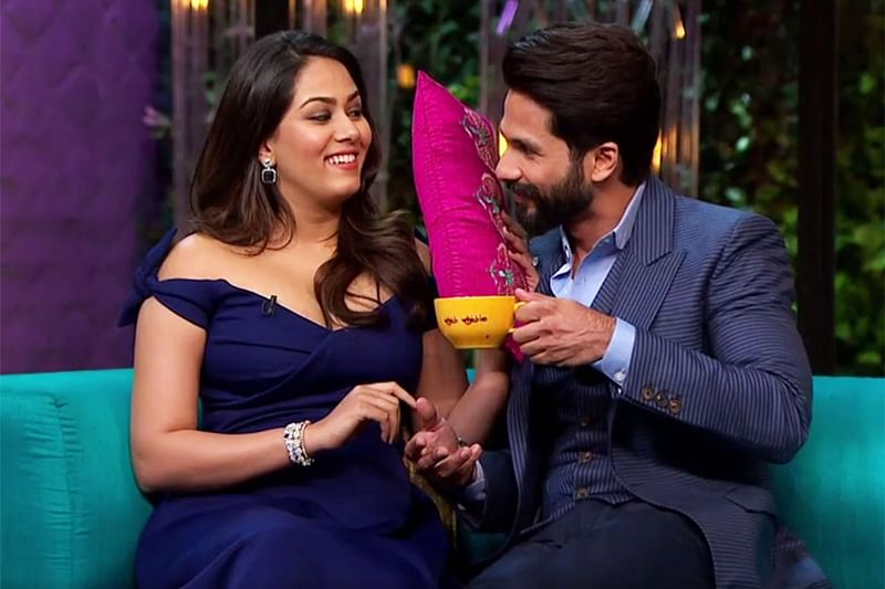 Mira Rajput asked Shahid Kapoor to leave the house for Misha; read to know why