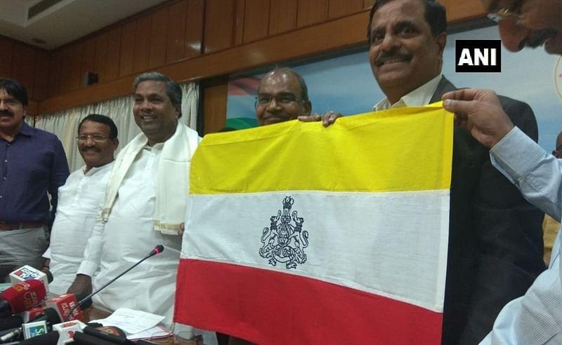 Karnataka: Cops detain 8 people after trying to hoist 'Uttara Karnataka flag' in Belgaum