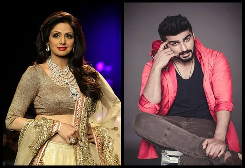 After taking time off for Sridevi's funeral, Arjun Kapoor shooting 18 hours per day for Namastey England?