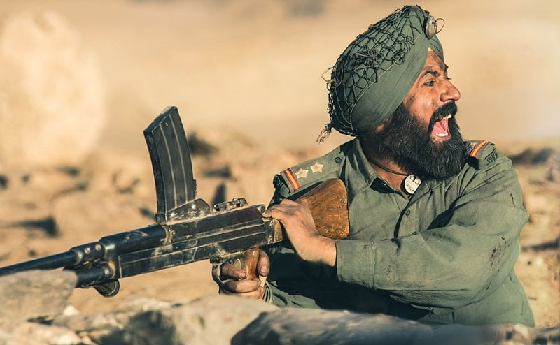 'Subedar Joginder Singh' trailer showcases bravery of 21 Sikh soldiers against thousands Chinese opponents